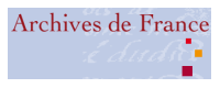 archives de france logo