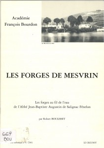 forges mesvrin-boulisset