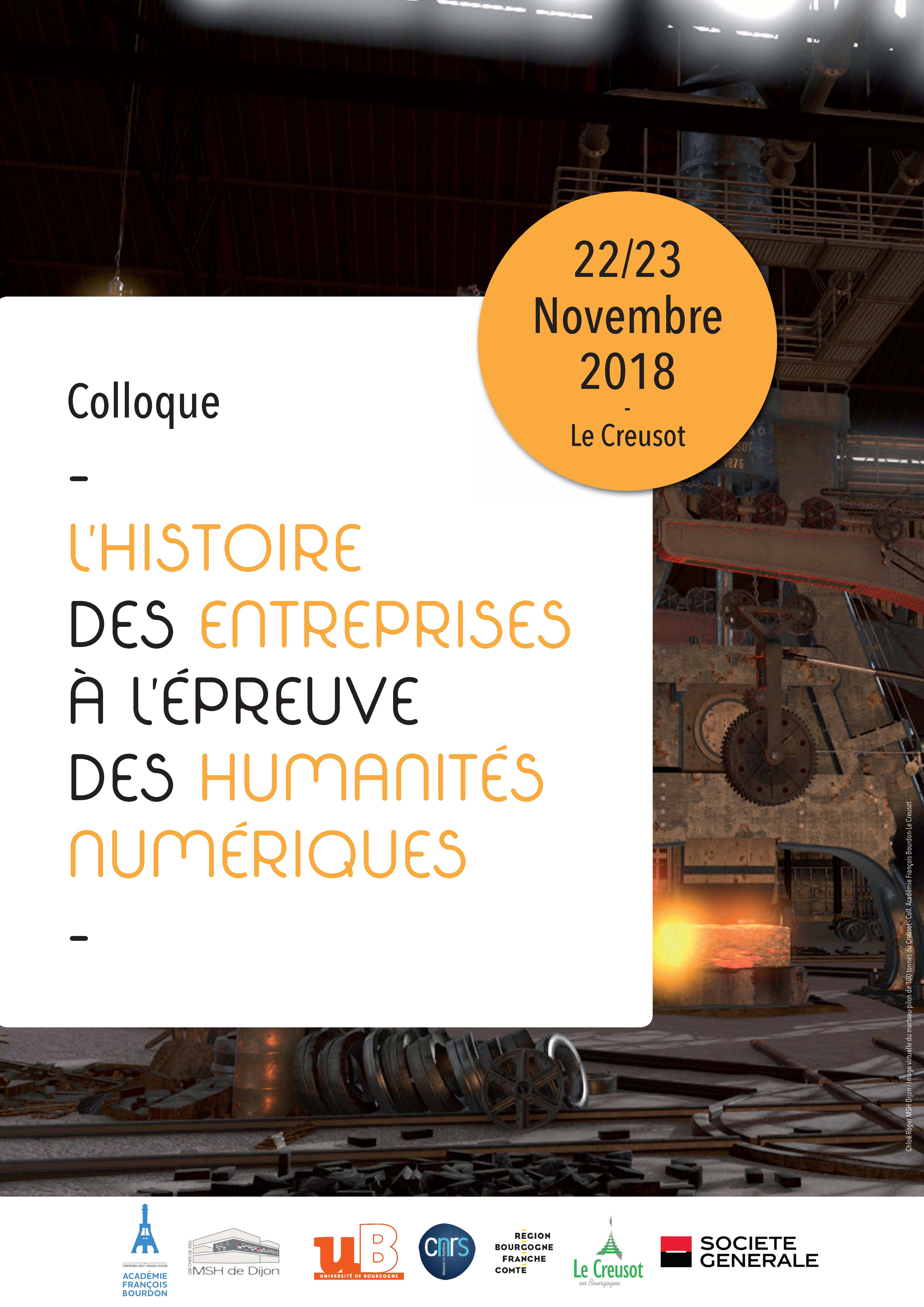 Colloque 2018